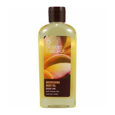 Desert Essence Nourshing Body Oil Desert Lime 6.4 fl oz