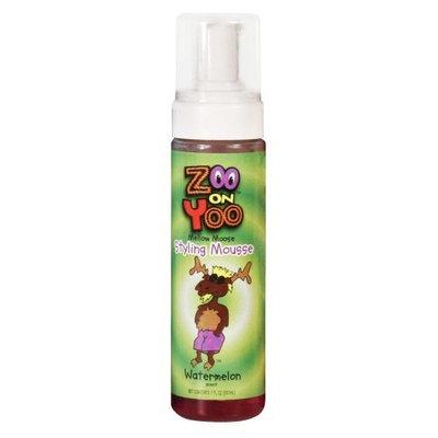 Zoo On Yoo Mellow Moose Kid's Mousse - Watermelon 7 Oz