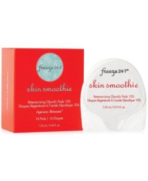 Freeze 24-7 Skin Smoothie Retexturizing Glycolic Pads, 2.2 oz