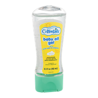 Cottontails Baby Oil Gel with Aloe Vera & Vitamin E Mild