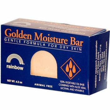 Rainbow Research Golden Moisture Bar Soap 4 oz