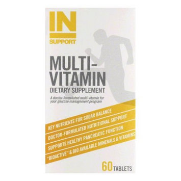 Inbalance Health Insupport Multi-Vitamin 60 Count