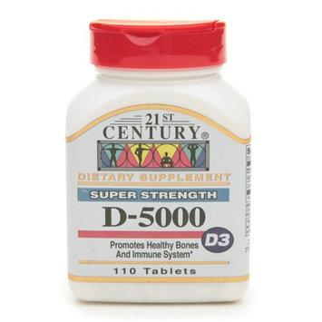 21st Century Vitamin D-5000