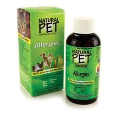 King Bio Natural Pet Allegies For Cats 4 Ounces