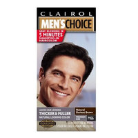 Clairol Men's Choice Color, M66 Natural Darkest Brown (Pack of 3)