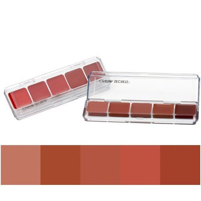 Cinema Secrets 5-in-1 Ultimate Lip Palette, #7