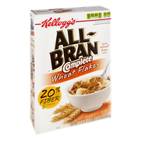 Kellogg's All-Bran Complete Wheat Flakes Cereal