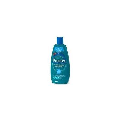 Denorex Dandruff Shampoo Original Therapeutic Str