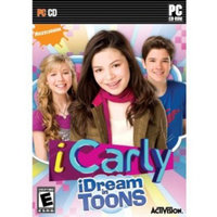 Activision, Inc. iCarly: I Dream in Toons (PC Games)