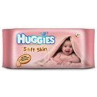 Huggies® Soft Skin Baby Wipes