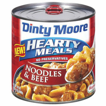 Dinty Moore Hearty Meals Noodles & Beef
