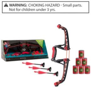 Merchsource, Llc The Black Series Indoor/Outdoor 7-piece Archery Set