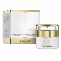 Bibasque Allegresse 24K Gold Illuminating Facial Peel, 1.7 oz