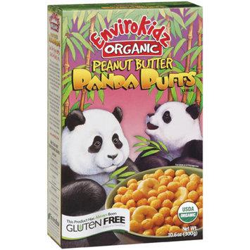 EnviroKidz Organic Peanut Butter Panda Puffs Cereal