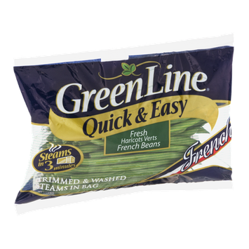 Green Line Fresh Haricots Verts French Beans