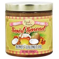 Dowd And Rogers FunFresh Foods Dowd Rogers Swirl Spread Honey - Coconut Oil 12.5 oz