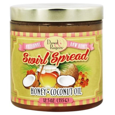 Dowd And Rogers FunFresh Foods Dowd Rogers Swirl Spread Honey - Coconut Oil 12.5 oz