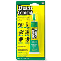 Duco Cement Multi-Purpose Household Glue, 1 fl oz