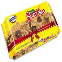 Colombina Asst. X-Mas Cookies Yellow Box