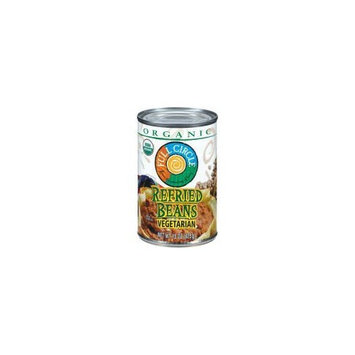 Full Circle Organic Vegetarian Refried Beans (Case of 12)
