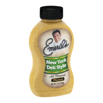 Emeril's New York Deli Style All Natural Mustard