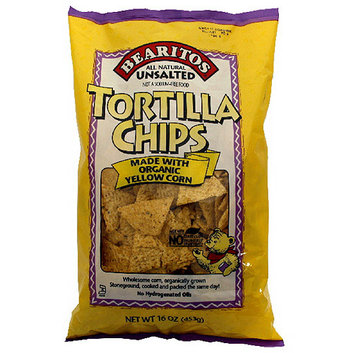 Bearitos Yellow Corn Tortilla Chips