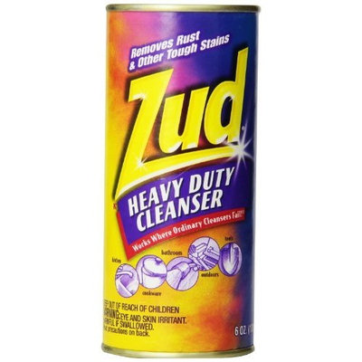 Zud Heavy Duty Cleanser, 6-Ounce (Pack of 6)