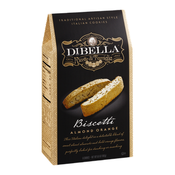 DiBella Biscotti Almond Orange