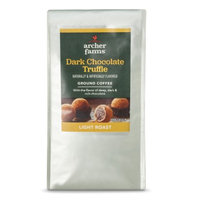 Archer Farms Dark Chocolate Truffle Light Roast Ground Coffee 12 oz