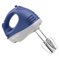 Chefman Rubberized Hand Mixer - Blue