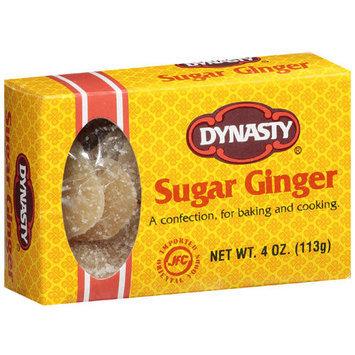 Dynasty: Sugar Ginger, 4 Oz