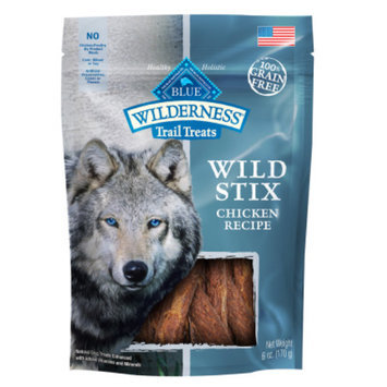 THE BLUE BUFFALO CO. BLUE™ Wilderness® Wild Stix Chicken Dog Treat