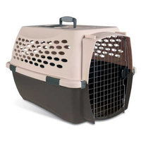 Petmate Ultra Vari Kennel Deer / Coffee Grounds Brown 26.2