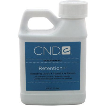Creative Nail Design CND Retention+ Sculpting Liquid 8 oz.