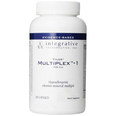 Integrative Therapeutic's Integrative Therapeutics Multiplex-1, With Iron, 240 Capsules