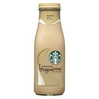STARBUCKS® Bottled Vanilla Frappuccino® Coffee Drink
