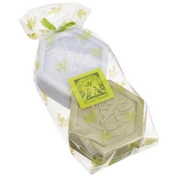 Pre de Provence Soap, Olive Citron/ Olive Lavender, 10.6 -Ounce Cello Wrap, 3-Count