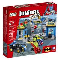 LEGO Juniors Batman: Defend the Batcave 10672