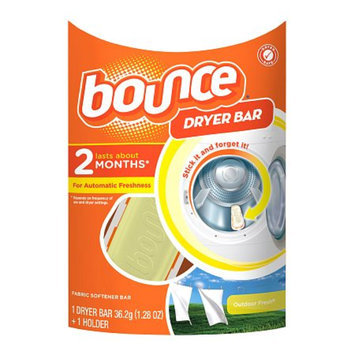 Bounce Dryer Bar Fabric Softener