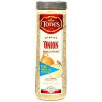 Tones Tone's Minced Onion - 15 oz shaker