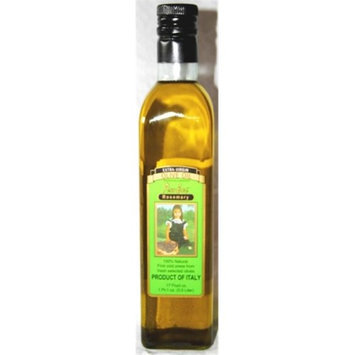 Sieco Extra Virgin Olive Oil Infused With Rosemary 17 Fl. Oz