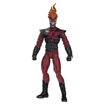 Diamond DC Comics Super Villains Deathstorm Action Figure