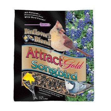 Fm Browns Sons Inc Bird Lovers Blend Attract Gold Bird Food, 15 Lb