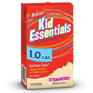 Boost Kid Essentials 1.0 Medical Nutrition Drink Strawberry