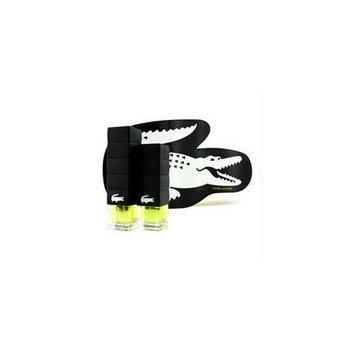 Lacoste 14598535514 Challenge Coffret- Eau De Toilette Spray 90ml-3oz plus After Shave Spray 75ml-2. 5oz - 2pcs