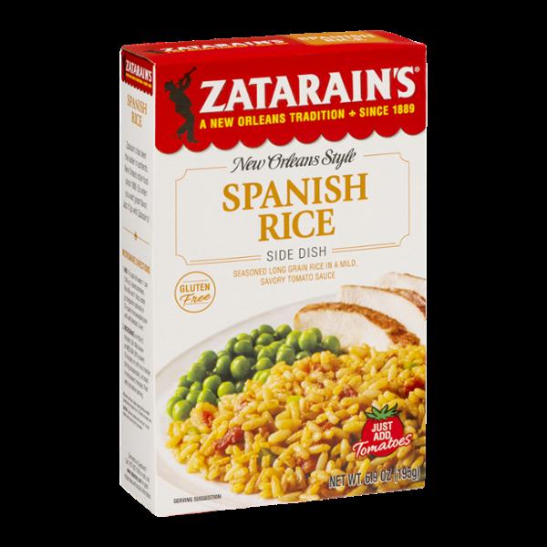 Zatarain's New Orleans Style Spanish Rice