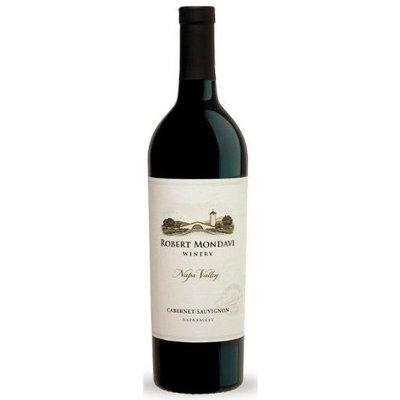 Robert Mondavi Napa Cabernet 2010 Robert Mondavi Winery Cabernet Sauvignon 2010 750ML