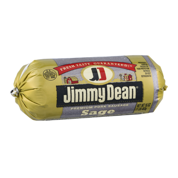 Jimmy Dean Premium Pork Sausage Sage Reviews 2019