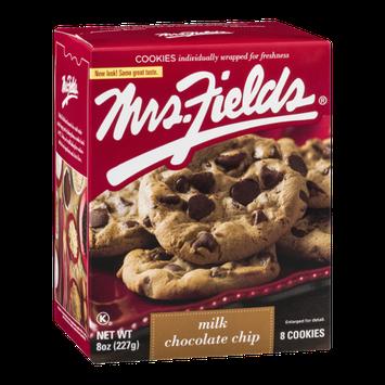 Mrs. Fields Cookies Milk Chocolate Chip