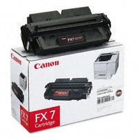 Canon FX-7 Black Toner Cartridge (7621A001AA)